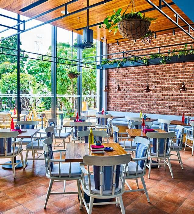 The Bengaluru Brasserie